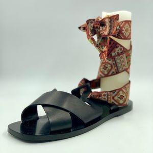 5e54b04f9ac Women s Zara Ankle Strap Sandals on Poshmark